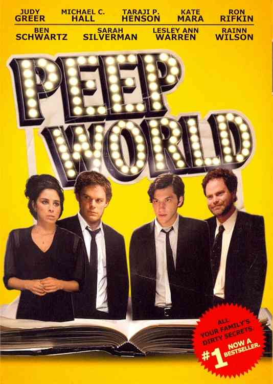 PEEP WORLD BY HALL,MICHAEL C. (DVD)